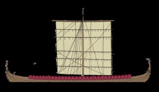 sea vessel used by the Vikings