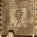 Villa Armira - Central Floor Mosaic in the National Historic Museum Sofia PD 2012 22.JPG