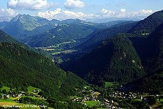 Saint-Jean-dAulps Commune in Auvergne-Rhône-Alpes, France