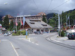 Villars-sur-Ollon - Villars Railway Station