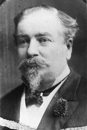 Vincent Pyke - Vincent Pyke, ca 1877