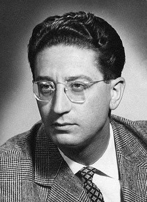 Virgilio Savona - Virgilio Savona in the 1950s