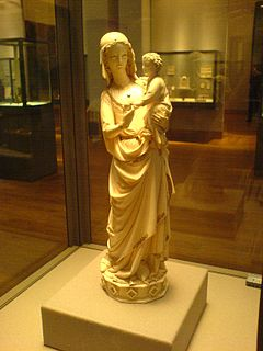 <i>Virgin and Child from the Sainte-Chapelle</i>