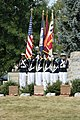 Virginia Tech memorial dedication color guard.jpg