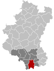 Virton Luxembourg Belgium Map.png
