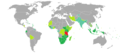 Visa requirements for Tanzanian citizens.png