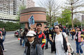 Visitors in CWT39 20150228a.jpg