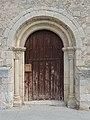 Vivar de Fuentidueña - Iglesia de Santa María (Portada).jpg