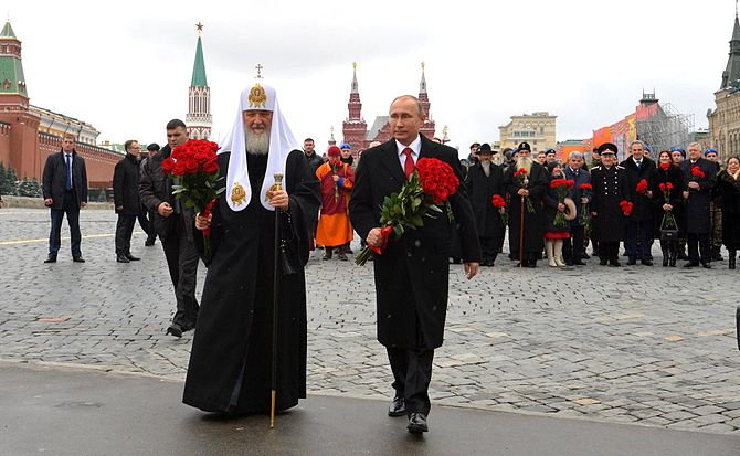 Vladimir Putin and Patriarch Kirill on Unity Day 2016-11-04 02.jpg