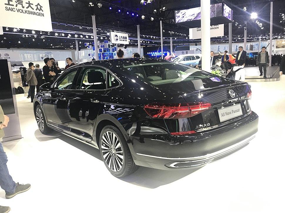 Volkswagen Passat NMSII China 002