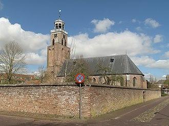 Vollenhove - Image: Vollenhove, de Kleine of Lieve Vrouwkerk RM10541 foto 3 2013 04 28 11.22