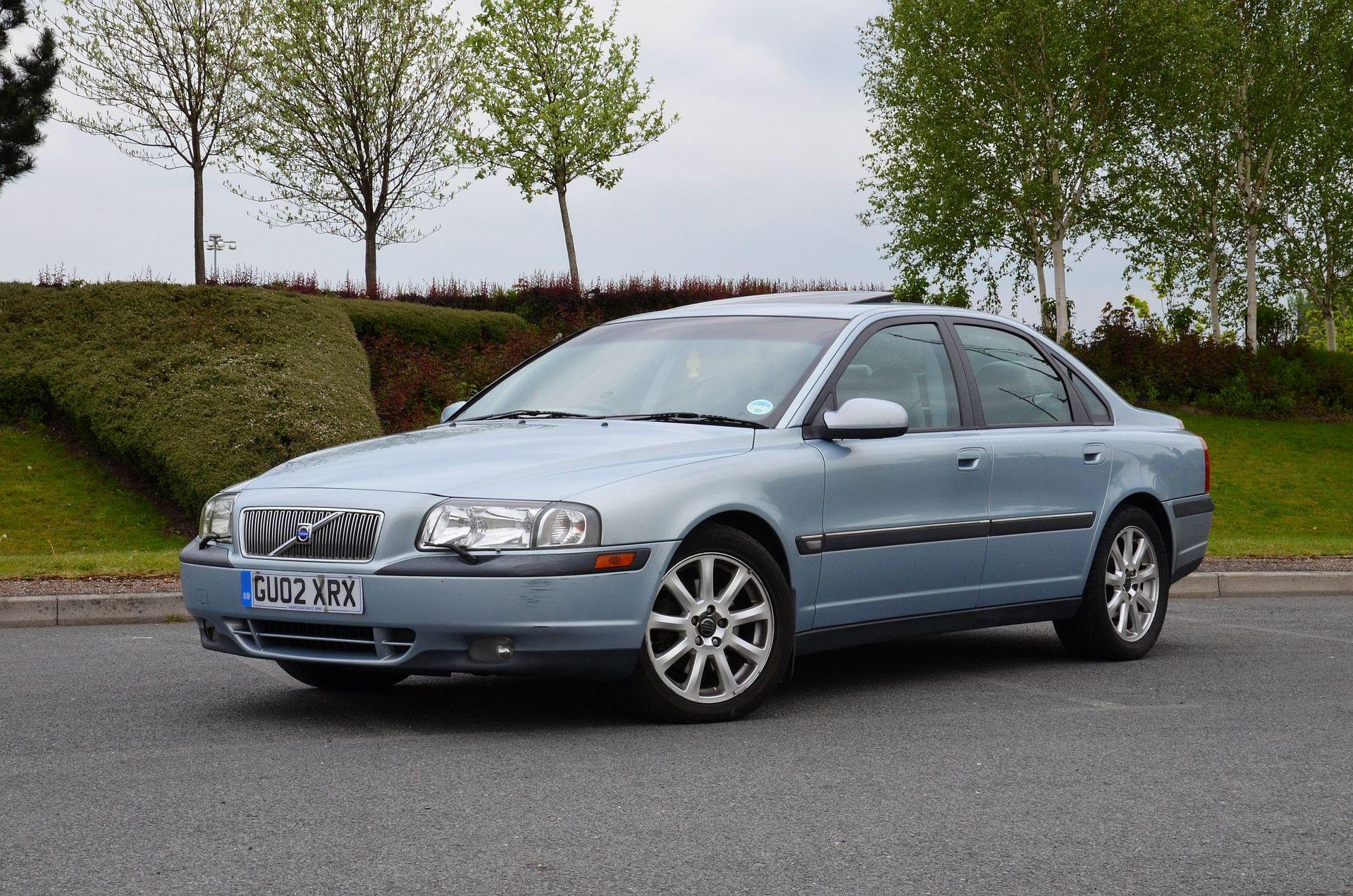Volvo S80 - Wikipedia