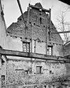 voorburcht, overzicht binnenzijde van gevelwand, tijdens restauratie - terworm - 20351845 - rce