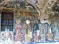 Voskopojë St.Nikolaos - Vorhalle 5c Fresken.jpg