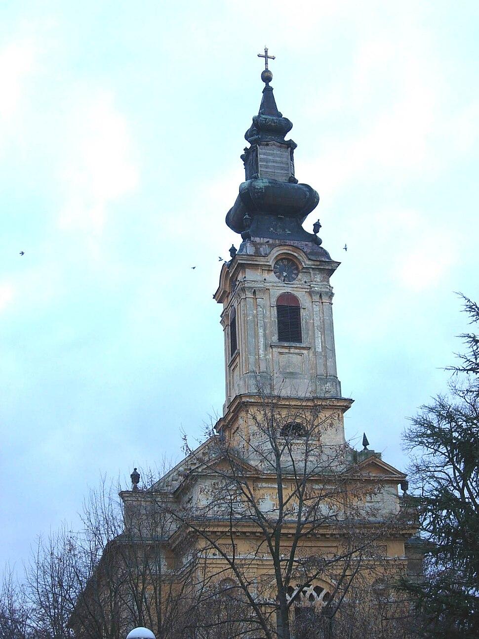 Vrbas, Evangelical church