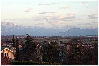 Colombe Commune in Auvergne-Rhône-Alpes, France