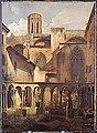 Vue intérieure du cloître Saint-Sauveur à Aix-en-Provence.jpg