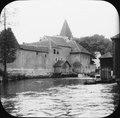 Vy över floden Vils, Amberg - TEK - TEKA0116872.tif