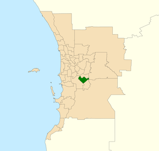 Electoral district of Southern River State electoral district of Western Australia
