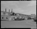 WEST SIDE, NORTHWEST CORNER - Torpedo Storehouse, Second and Dowell Streets, Keyport, Kitsap County, WA HABS WA-256-3.tif