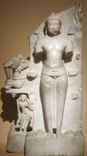 Ajitanatha - Image: WLA haa Tirthankara possibly Ajitanatha Southern Rajasthan ca 12th C