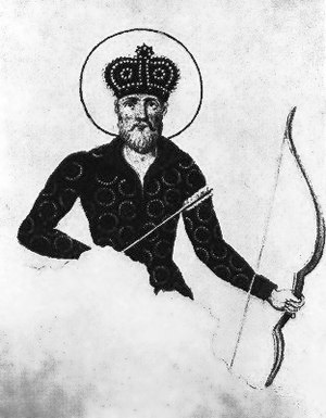 Vakhtang I of Iberia - Image: Wachtang I. Gorgassali