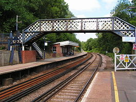 National Car Sales >> Wadhurst railway station - Wikipedia