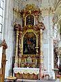 Waldkirch, Stiftskirche St. Margarethen, 2. linker Seitenaltar 2.jpg