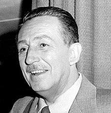 Ο Γουώλτ Ντίσνεϋ το 1954