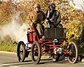 Waltham 19XX 6HP Spindle-Seat Runabout on London to Brighton VCR 2010.jpg