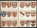 Wapenboek Beyeren (armorial) - KB79K21 - folios 036v (left) and 037r (right).jpg