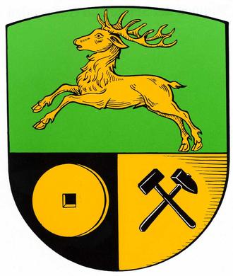 Barsinghausen - Image: Wappen Barsinghausen