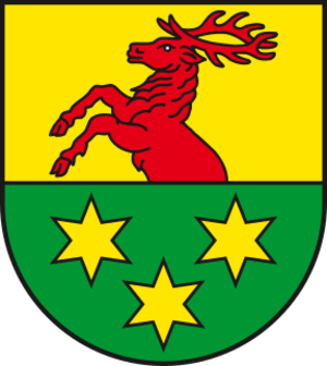 Grillenberg (Sangerhausen) - Image: Wappen Grillenberg (Sangerhausen)