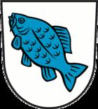 Das Wappen von Nauen