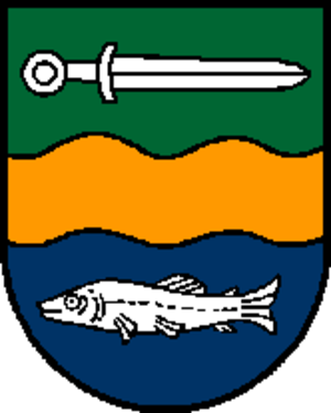 Goldwörth - Image: Wappen at goldwoerth