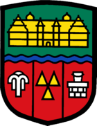 Coat of arms of the joint municipality of Bevern