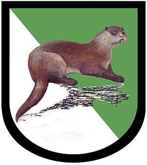 Otterwisch - Image: Wappen otterwisch klein