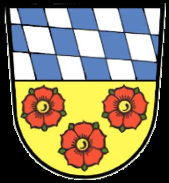 Bad Abbach - Image: Wappen von Bad Abbach