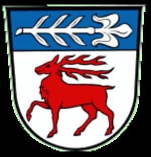 Polling, Mühldorf - Image: Wappen von Polling