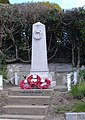 War Memorial, Bishopstone - geograph.org.uk - 165581.jpg