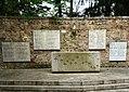 War memorial in Sesto al Reghena, district Friuli Venezia Giulia, Italy, EU.jpg
