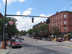 Washington and Harvard Streets, Brookline Village MA.jpg