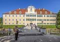 Wasserschloss Sandizell - Frontansicht.tif