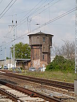 Wasserturm Doberlug-Kirchhain 2014 (Alter Fritz) 02.JPG