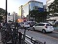 Watanabe-dori Street near Nishitetsu-Fukuoka (Tenjin) Station.jpg