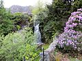 Waterfall on approach to Tanygrisiau - June 2013 - panoramio.jpg