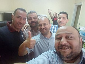 We are KAPCI team in Alexandria.jpg