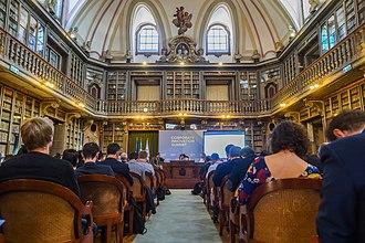 Lisbon Academy of Sciences - Image: Web Summit 2017 Corporate Inovation Summit DF2 1608 (26437450699)