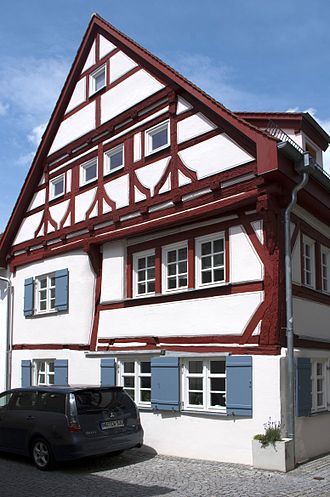 Weißenhorn - Building in the historic centre