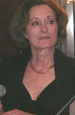German Actress Eleonore Weisgerber, at a verni...